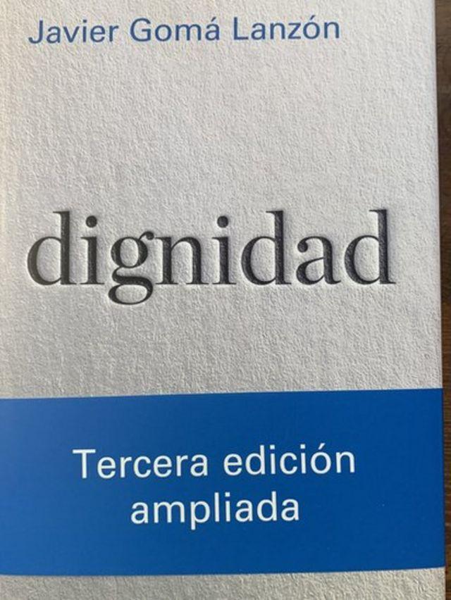 Libro dignidad