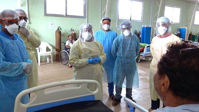 MSF llega al hospital de la dra. Zoha