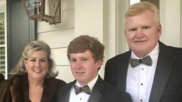La familia Murdaugh