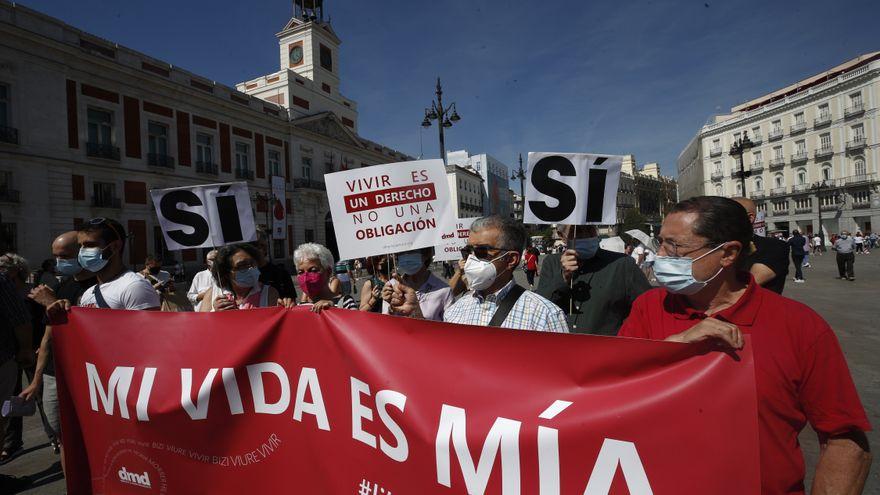 Una mujer se suicida en un hotel de Madrid más de dos meses después de pedir la eutanasia