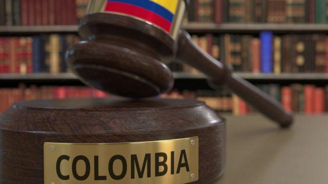 Legislación en colombia